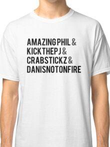 Fantastic Foursome Classic T-Shirt
