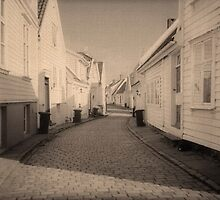 The Streets of Norway  by Steven Shaffer