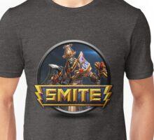 Smite Osiris Logo Unisex T-Shirt