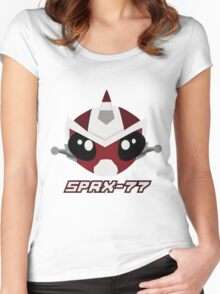 SRMTHFG: Sprx-77 Women's Fitted Scoop T-Shirt