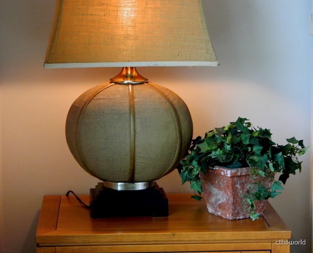 Lamp Still Life   ^ by ctheworld