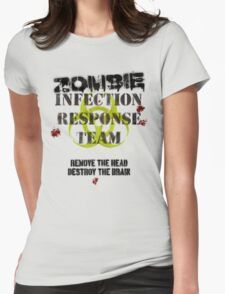 Zombie Infection Response T-Shirt