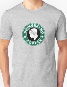 Shingeki no Coffee Unisex T-Shirt