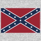 Confederate Flag of America by cadellin