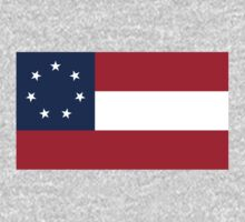 Third Confederate Flag of America by cadellin