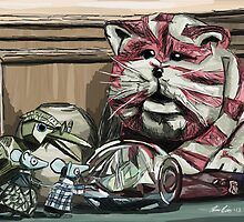 Bagpuss & pals! by Tobias King