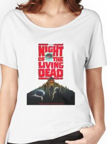 night of the living dead  Women's Relaxed Fit T-Shirt