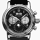 patek philippe watch abstract by tinncity