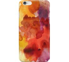 Watercolour V iPhone Case/Skin