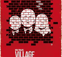 Village Of The Damned (Red Collection) by AlainB68