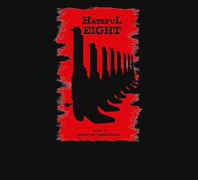 The Hateful Eight 2015 guns logo Unisex T-Shirt