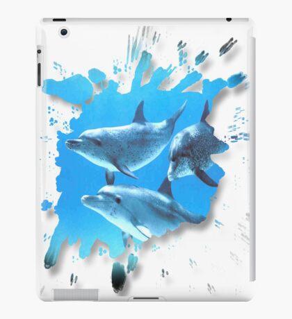 dolphins iPad Case/Skin