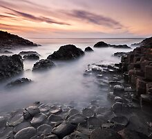 Giants Causeway at Twilight by GaryMcParland