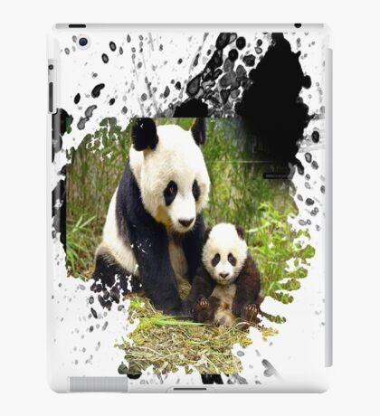pandas iPad Case/Skin