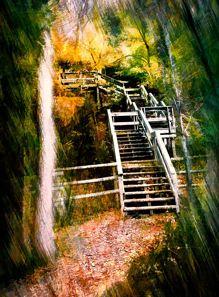 Going Up! by Wib Dawson