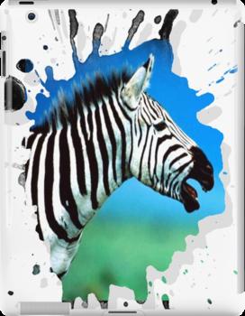 zebra by arteology