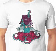 Shark House.... Unisex T-Shirt