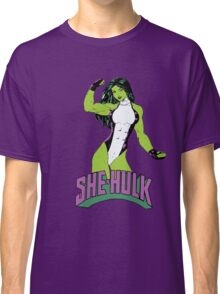 She Hulk Classic T-Shirt