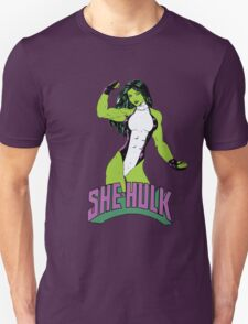 She Hulk T-Shirt