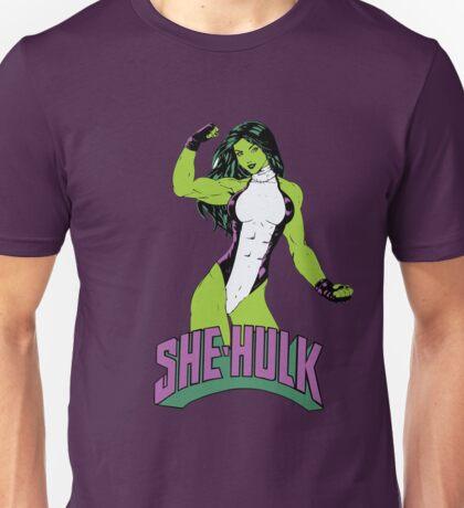 She Hulk Unisex T-Shirt