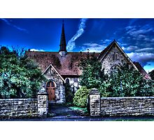 Wesleyan Chapel Photographic Print