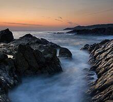 Night Sky Approaching by Gareth Spiller