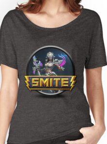 Smite Nemesis Logo Women's Relaxed Fit T-Shirt