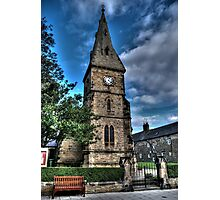 Alnmouth Church Photographic Print