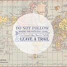 Do Not Follow by Nicola  Pearson