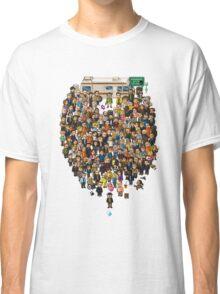 Super Breaking Bad DELUXE Classic T-Shirt