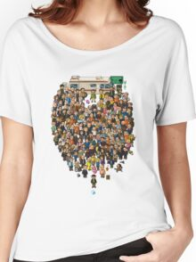 Super Breaking Bad DELUXE Women's Relaxed Fit T-Shirt