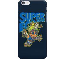 Super Eco Bros iPhone Case/Skin