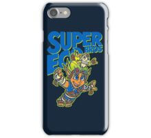 Super Eco Bros iPhone Case/Skin