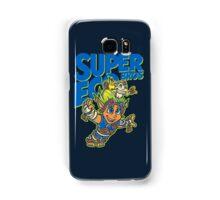 Super Eco Bros Samsung Galaxy Case/Skin