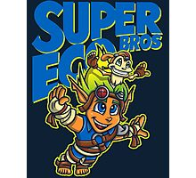 Super Eco Bros Photographic Print