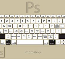 Photoshop Keyboard Shortcuts Brwn Opt+Shift by Skwisgaar