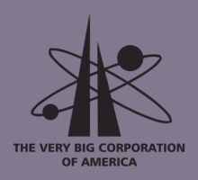 The very big corporation of America by kingUgo