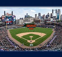Detroit Home of Baseball Fever by don thomas