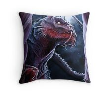 On The Hunt... Throw Pillow