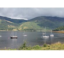 Loch Leven at Glencoe Photographic Print