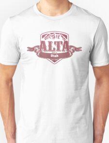 Alta Utah Ski Resort T-Shirt