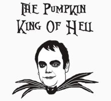 The Pumpkin King Of Hell by FinalFee