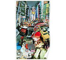 Street Life. Poster