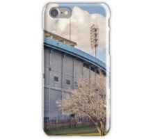 Centenario Stadium Facade, Montevideo - Uruguay iPhone Case/Skin