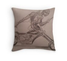 new age centaur Throw Pillow