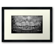 Disneyland Paris Framed Print
