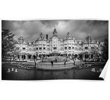 Disneyland Paris Poster