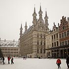 Wintertime in Leuven by theBFG