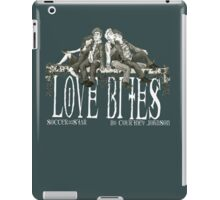 Love Bites Chapter Title iPad Case/Skin