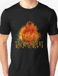 Trick or Treat (pumpkin) Unisex T-Shirt